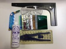 Stained Glass Supplies Beginner Stained Glass Cutting Tool set (6 Items)