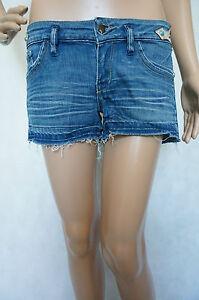 da41dba6bb9517 Das Bild wird geladen RICHMOND-Denim-Damen-Jeans-Jeansshorts-Groesse-28