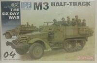 Dragon Models 1/35scale Idf M3 Halftrack