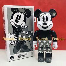 40d70b61 item 3 Medicom Be@rbrick 2018 Disney Mickey Mouse 400% Vintage B&W Minnie  Bearbrick 1pc -Medicom Be@rbrick 2018 Disney Mickey Mouse 400% Vintage B&W  Minnie ...