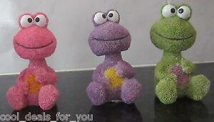 Three-Bobble-Head-Bobblehead-Wacky-Bobbling-Figurine-Aussie-seller