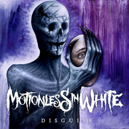 Motionless in White - Disguise [New CD] Explicit