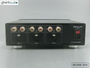 Details about ghentaudio NCORE-3CH(300w) DIY Case-Kit for Hypex 3 x  (SMPS600 + NC400) project