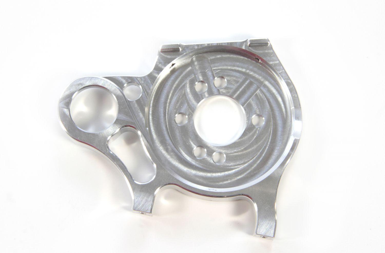 Fg aluminium getriebeplatte elektro - 66516 - ausrstung platte motorlager, elektrische