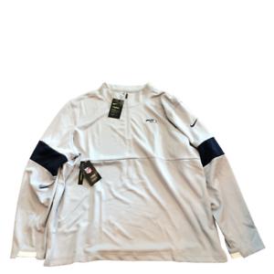 NWT-New-Seattle-Seahawks-Nike-Coaches-Sideline-HZ-Size-XXL-Performance-Jacket