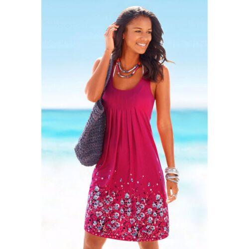 Minikleid Cocktailkleid Sommer Strand Umstandskleid Kleid für Schwangere BC514