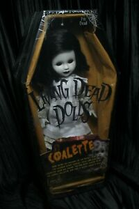 Living-Dead-Dolls-Coalette-Series-34-Collapsed-Mine-Sealed-New-LDD-sullenToys