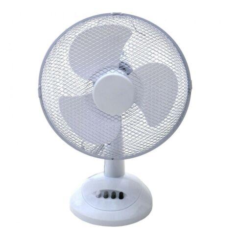 facile da usare 3 impostazioni di velocità 12-Inch Stand Ventilatore portatile per casa o piccoli uffici