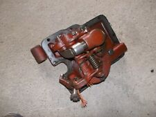 Farmall H Ih Tractor Original Working Hydraulic Belly Pump Assembly With Cover