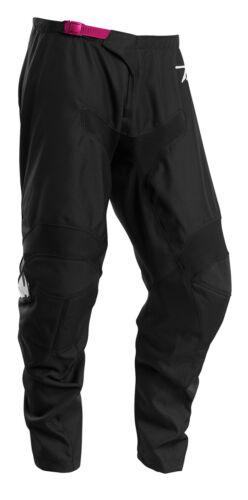 Black Thor MX Motocross Women/'s Sector Link Pants 11//12