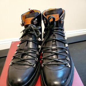 Bally Medison Boots Us 10 Black Yeezy