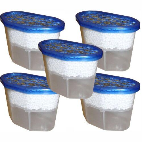 5x 500 ml ménage Déshumidificateur aide à prévenir Moisissure Mildiou Humide Condensation