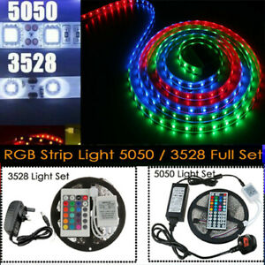 5m 3538 5050 Rgb Led Stip Lights Colour