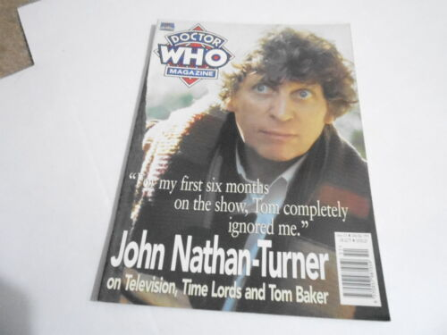 #233 DOCTOR WHO science fiction magazine