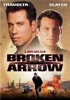 Broken Arrow 0086162162749 With Christian Slater DVD Region 1