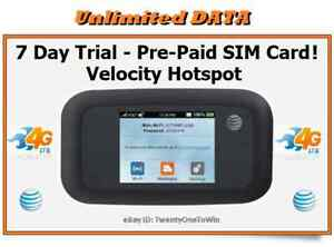 AT-amp-T-UNLIMITED-Data-4G-LTE-Velocity-Hotspot-PLUS-Full-7-day-trial-Prepaid-SIM