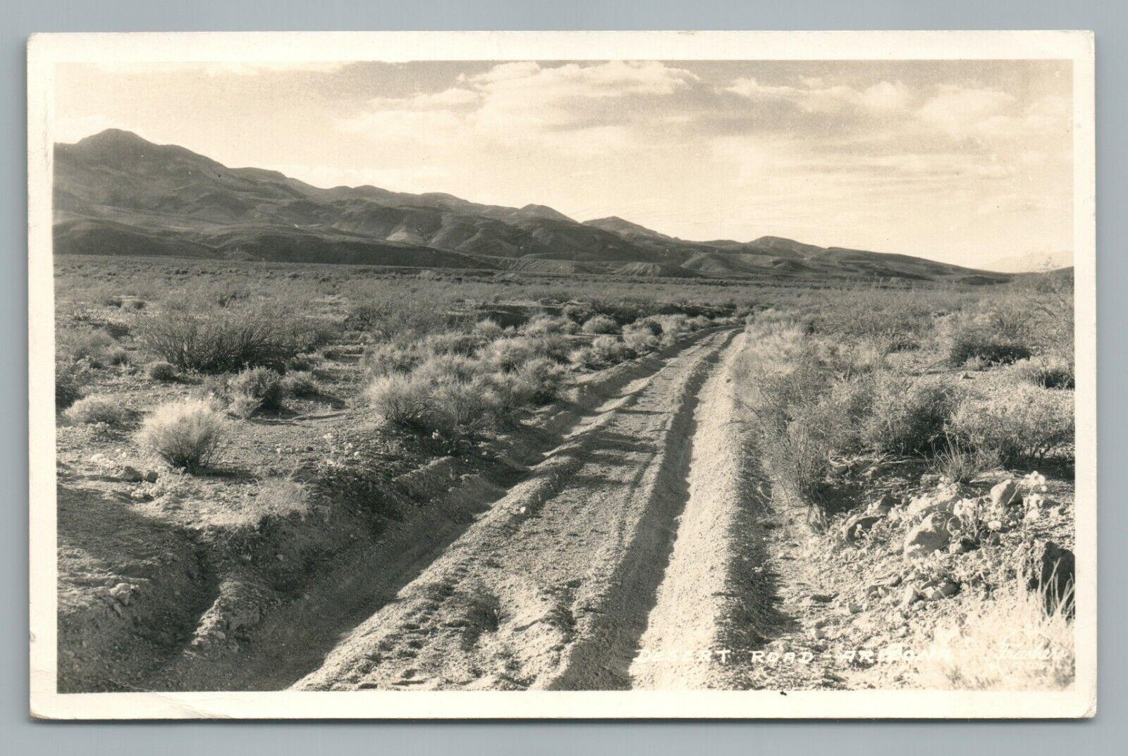 Arizona Rppc Frashers Vintage Photo