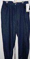 Josephine Chaus Denim Jeans Dress Pants 18 16 16w