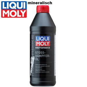 Liqui Moly Motorbike Stoßdämpferöl 20960 mineralisch 1Liter Stossdämpfer oil