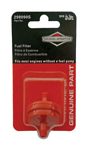 Briggs & Stratton 150 Micron Fuel Filter For 7-15 HP Engines