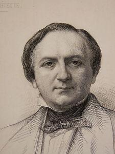 Alerte Alfred Armand (1805-1888) Architecte Alexandre Cabanel (1823-1889)charles Bellay Un RemèDe Souverain Indispensable Pour La Maison