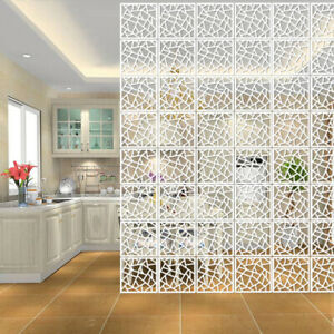 Details About Folding Screen Room Divider Hanging Screens Wall Panels Diy Home Decor 11 4
