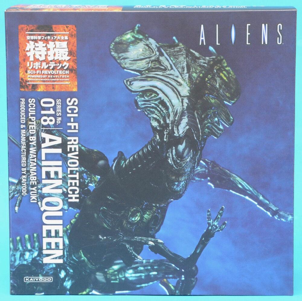 KAIYODO SCI-FI REVOLTECH Alien Queen Queen Queen - No. 018 - MISB 93767e