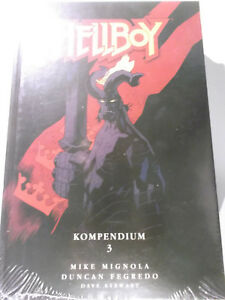HELLBOY-KOMPENDIUM-3-Cross-Cult-2018-Hardcover-NEU