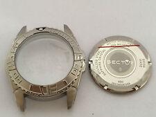 SECTOR MODELLO 650 2653650035A CASE CASSA  PARTS WATCH UHR OROLOGIO SC330