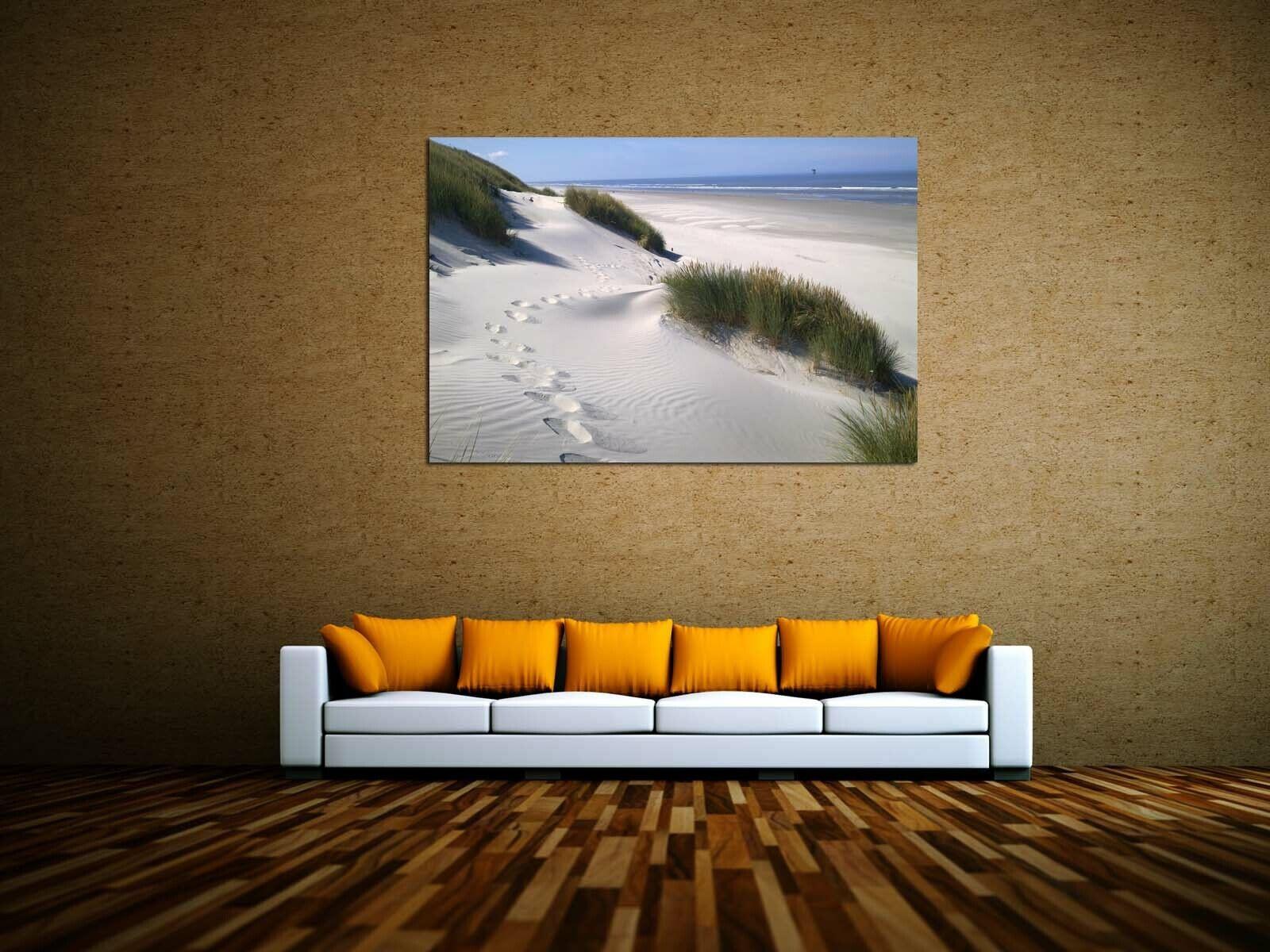 Niederlande Holland Leinwandbilder auf Keilrahmen A06107 Wandbild Poster