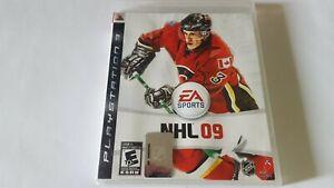 NHL 09 (Sony PlayStation 3, 2008)