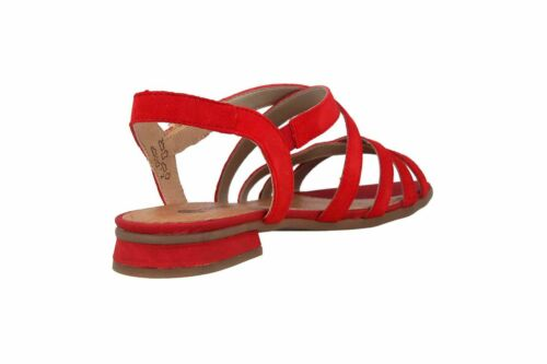 da R9052 Red Remonte grandi donna Plus 33 In Sandals Size Scarpe qIxRX8x