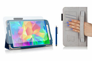 Funda-para-Samsung-Galaxy-Tab-S-T700-8-4-039-039-Azul-lapiz-protector