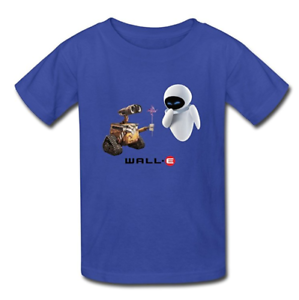 Wall E T-shirts For Kids Unisex