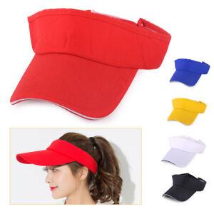 Damen Basecap Sonnenhut Sunvisor Mütze Hüte Stirnband Sonnenschutz Cap Kappe
