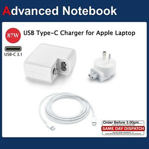 87W-USB-C-AC-Charger-for-Apple-15-034-A1707-MacBook-Pro-With-Thunderbolt-3-Type-C