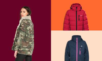 Coats & Jackets Under £30