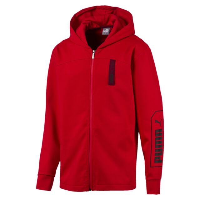Nike 802480 Men's International Full Zip Hoodie Black Large