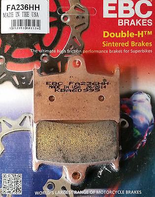 Triumph Sprint Sports 900 885cc  1996 Front Sintered Disc Brake Pads