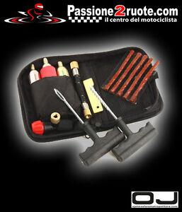 Tubeless Tyre Repair Kit OJ M084 Kawasaki ninja 250 300 zxr versys