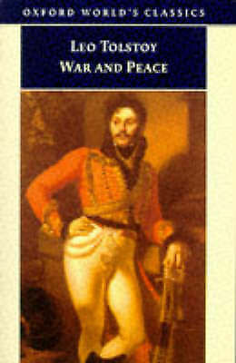 1 of 1 - War and Peace (Oxford World's Classics), Tolstoy, Leo, New Book