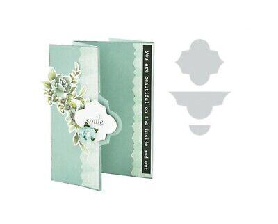 Nini/'s Things Doilie Boho Bohemian Doily SALE kaisercraft Die /& Stamp Set