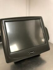 Three 3radiant System Pos Terminal Touch Screen Model P1520 With Credit Card