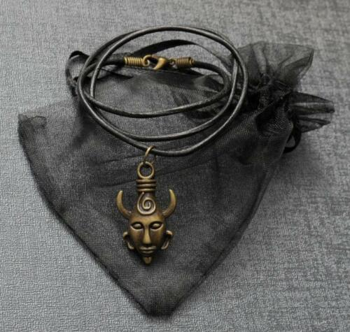 Supernatural Samulet necklace Sam Dean Castiel cosplay prop replica jewellery