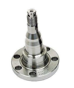 For-Volkswagen-VW-and-Audi-Drum-brake-without-ABS-Rear-Stub-Axle-Spindle-NEW