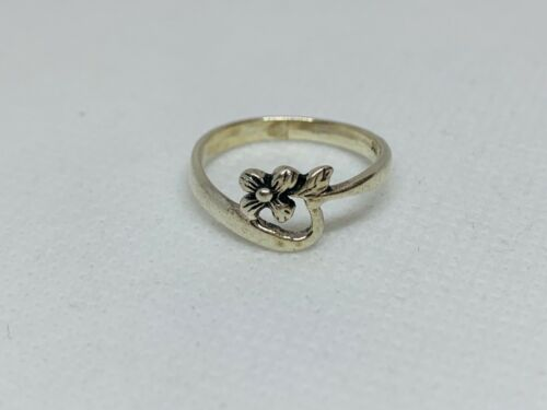 Details about  /Gorgeous Solid Art Nouveau Ring 925 Silver Size M~M1//2 Weight 2.10 g #10256