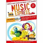 Music Express - Music Express: Age 6-7 (Book + 3CDs + DVD-ROM): Complete music scheme for primary class teachers by Helen MacGregor (Paperback, 2014)