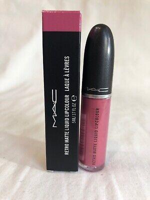 Mac Metallic Lipstick Foiled Rose 100