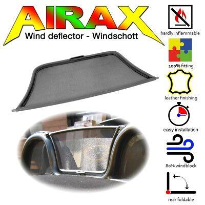 AIRAX Porsche Boxster Typ 986 Bj.1996-2004 Windschott links /& rechts