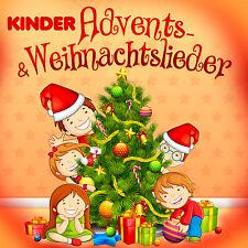 CD Kinder Advents- und Weihnachtslieder von Various Artists